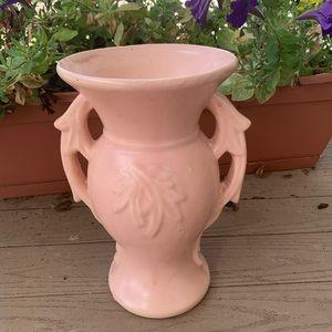 MCCoy pink vase